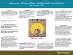 Implementing a Culture of Care to Build Student/Teacher Capacity by Tom Cavanagh