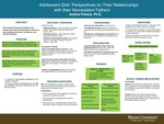 Adolescent Girls' Perspectives on Their Relationships with their Nonresident Fathers by Andrea Francis