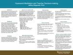 Vipassanā Meditation and Teacher Decision-making by Jeffrey Ronald Glogowski