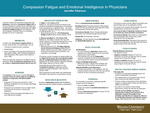 Compassion Fatigue and Emotional Intelligence in Physicians by Jennifer Peterson