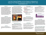 Live-Fire Training Fatalities and the Degree of Adherence to National Fire Protection Association Standards (NFPA 1403) by Christina Spoons