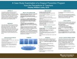 A Case Study Examination of a Dropout Prevention Program from the Perceptions of Teachers