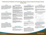 Performance Prediction of Commodity Prices Using Foreign Exchange Futures