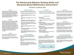The Relationship Between Reading Ability and Standards-Based Mathematics Achievement