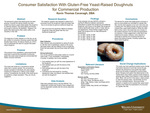 Consumer Satisfaction With Gluten-Free Yeast-Raised Doughnuts for Commercial Production by Kevin Thomas Cavanagh