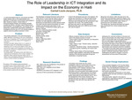 The Role of Leadership in ICT Integration and its Impact on the Economy in Haiti