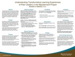 Understanding Transformative Learning Experiences of Peer Leaders in the Mpowerment Project