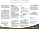 Understanding Violent Adolescent Males: Implications for Post Release Recidivism