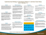 Cybersecurity Strategy in Developing Nations: A Jamaica Case Study by Kevin Patrick Newmeyer