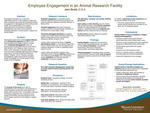 Employee Engagement in an Animal Research Facility by Joni L. Scott