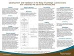 Development and Validation of the Body Knowledge Questionnaire