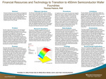 Financial Resources and Technology to Transition to 450mm Semiconductor Wafer by Thomas Earl Pastore