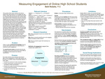 Measuring Engagement of Online High School Students by Beth A. Robelia Ph.D.