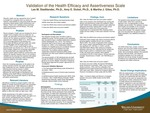 Validation of the Health Efficacy and Assertiveness Scale by Lee Stadtlander, Amy Sickel, and Martha Giles