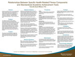 Relationships Between Specific Health-Related Fitness Components and Standardized Academic Achievement Tests by Tona Wilson