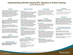 Understanding Attrition Among EFL Teachers in Online Training