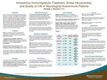 Intravenous Immunoglobulin Treatment, Illness Intrusiveness, and Quality of Life in Neurological Autoimmune Patients by Pamela Jane Gennari