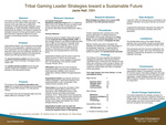 Tribal Gaming Leader Strategies toward a Sustainable Future by Janie A. Hall