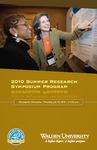 2010 Walden University Summer Research Symposium