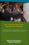 2011 Walden University Summer Research Symposium