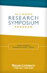 2012 Walden University Winter Research Symposium by Walden University