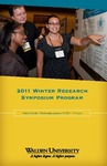 2011 Walden University Winter Research Symposium by Walden University