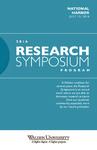 2016 Walden University Research Symposium
