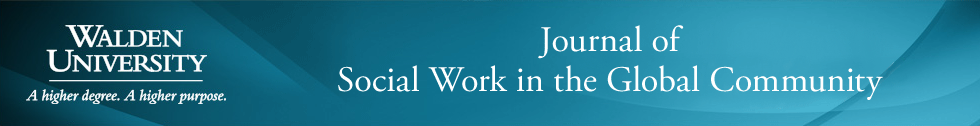 Journal of Social Work in the Global Community