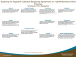 Exploring the Impact of Collective Bargaining Agreements on High Performance Work Practices