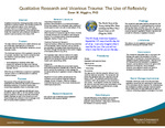 Qualitative Research and Vicarious Trauma: The Use of Reflexivity