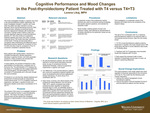 Cognitive Performance and Mood Changes in the Post-thyroidectomy Patient Treated with T4 versus T4+T3