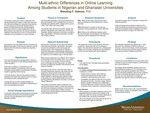 Multi-Ethnic Differences in Online Learning Among Students in Nigerian and Ghanaian Universities by Blessings F. Adeoye