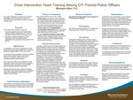 Crisis Intervention Team Training Among CIT-Trained Police Officers