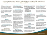Exploring the Impact of Shared Leadership Styles and Nonprofit Performance