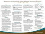 Professional Development for One-to-One Mobile Technology Programs