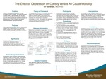 The Effect of Depression on Obesity Versus All-Cause Mortality